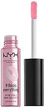 Düfte, Parfümerie und Kosmetik Lipgloss - NYX Professional Makeup Thisiseverything Lip Oil