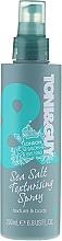 Düfte, Parfümerie und Kosmetik Texturierender Haarspray mit Meersalz - Toni & Guy Casual Sea Salt Texturising Spray