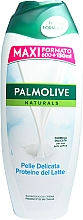 Düfte, Parfümerie und Kosmetik Duschcreme mit Protein - Palmolive Naturals Delicate Skin Milk Protein Cream