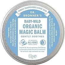 Düfte, Parfümerie und Kosmetik Sanfter Körperbalsam für Babys - Dr. Bronner's Organic Magic Balm Baby-Mild