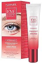 Düfte, Parfümerie und Kosmetik Augencreme mit Lifting-Effekt - Floslek Eye Care Expert Dermo-Repair Lifting Eye Cream