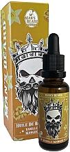 Düfte, Parfümerie und Kosmetik Parfümiertes Bartöl mit Vanille- und Mangoduft - Man's Beard Huile De Barbe Parfumee