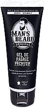 Düfte, Parfümerie und Kosmetik Rasiergel - Man's Beard Gel De Rasage Premium (Tube)