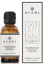 Düfte, Parfümerie und Kosmetik Extra pflegendes Gesichtsöl - Avant Advanced Bio Restorative Superfood Facial Oil