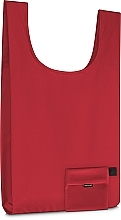 Düfte, Parfümerie und Kosmetik Falttasche rot Smart Bag in Etui - MakeUp