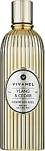 Düfte, Parfümerie und Kosmetik Duschgel Ylang & Cedar - Vivian Gray Vivanel Ylang & Cedar