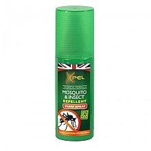Düfte, Parfümerie und Kosmetik Spray gegen Mücken - Xpel Tropical Formula Mosquito & Insect Repellent Pump Spray