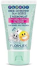 Düfte, Parfümerie und Kosmetik Schützende Creme für Babys und Kinder - Floslek Flosik All Weather Protective Cream
