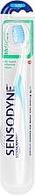 Düfte, Parfümerie und Kosmetik Zahnbürste weich Multicare weiß-blau - Sensodyne Multicare Soft