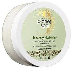 Düfte, Parfümerie und Kosmetik Feuchtigkeitsspendende Körperlotion - Avon Planet Spa Body Cream