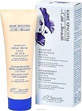 Düfte, Parfümerie und Kosmetik Feuchtigkeitsspendende Tagescreme-Serum für normale und trockene Haut - Le Cafe de Beaute Cream Serum Visage