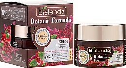 Düfte, Parfümerie und Kosmetik Pflegende Gesichtscreme - Bielenda Botanic Formula Pomegranate Oil + Amaranth Nourishing Cream Day/Night