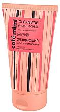 Düfte, Parfümerie und Kosmetik Gesichtsmousse für trockene und empfindliche Haut - Cafe Mimi Cleansing Facial Mousse