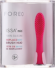 Düfte, Parfümerie und Kosmetik Austauschbarer Bürstenkopf - Foreo Brush Head Issa Mini Wild Strawberry