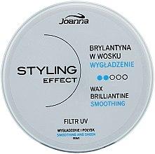 Düfte, Parfümerie und Kosmetik Brillantine in Wachs zur Haarglättung - Joanna Styling Effect Wax Brilliantine