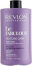 Haarspülung für lockiges Haar - Revlon Professional Be Fabulous Care Curly Conditioner — Bild N5