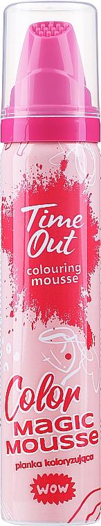 Farbmousse - Time Out Color Magic Mousse