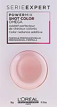 Düfte, Parfümerie und Kosmetik Farbschutz-Additiv für eine Haarmaske - L'Oreal Professionnel Serie Expert Powermix Shot Color