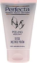 Düfte, Parfümerie und Kosmetik Gesichtspeeling-Maske mit Aktivkohle - Perfecta Detox Carbon Scrub
