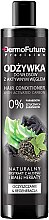 Düfte, Parfümerie und Kosmetik Haarspülung mit Aktivkohle - DermoFuture Hair Conditioner With Activated Carbon