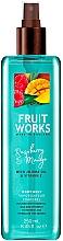 Düfte, Parfümerie und Kosmetik Körperspray mit Himbeere und Mango - Grace Cole Fruit Works Raspberry & Mango Body Mist