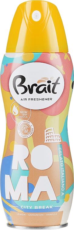 Trockener Lufterfrischer City Break -Roma - Brait Dry Air