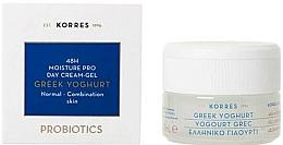 Düfte, Parfümerie und Kosmetik Tagescreme-Gel für das Gesicht mit griechischem Joghurt - Korres Greek Yogurt Cream Gel