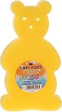 Düfte, Parfümerie und Kosmetik Kinder-Badeschwamm Bär gelb - Top Choice