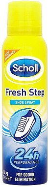 """Schuhdeospray """"Geruchsstopp"""" - Scholl Fresh Step"""