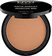 Düfte, Parfümerie und Kosmetik Bronzer - NYX Professional Makeup Matte Bronzer