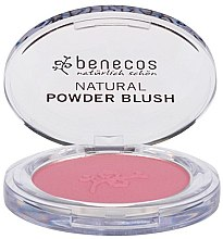 Düfte, Parfümerie und Kosmetik Kompaktrouge - Benecos Natural Compact Blush