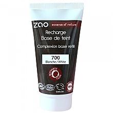 Düfte, Parfümerie und Kosmetik Leichte Make-up Base Nachfüller - Zao Base Makeup