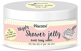 "Düfte, Parfümerie und Kosmetik Körperbutter ""Süße Honigwaffeln"" - Nacomi Shower Jelly Sweet Honey Wafers"
