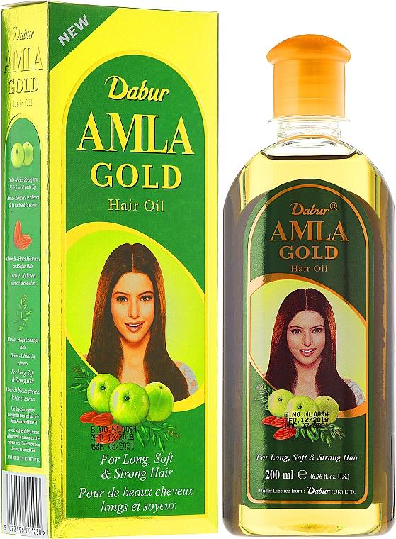"Haaröl ""Gold"" - Dabur Amla Gold Hair Oil"