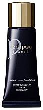Düfte, Parfümerie und Kosmetik Luxuriöse feuchtigkeitsspendende Creme-Foundation für strahlende Haut SPF 24 - Cle De Peau Beaute Radiant Cream Foundation SPF24