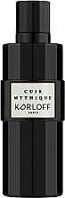 Düfte, Parfümerie und Kosmetik Korloff Paris Cuir Mythique - Eau de Parfum