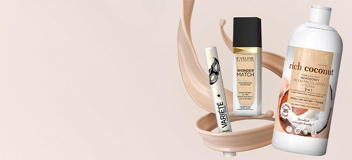 10% Rabatt auf das gesamte Sortiment von Eveline Cosmetics. Die Preise auf der Website sind inklusive Rabatt