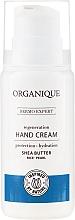 Düfte, Parfümerie und Kosmetik Regenerierende Handcreme mit Sheabutter - Organique Dermo Expert Hand Cream