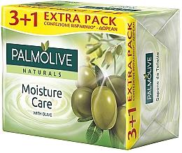 Düfte, Parfümerie und Kosmetik Feuchtigkeitsspendende Seife mit Olive - Palmolive Naturals Moisture Care With Olive Soap