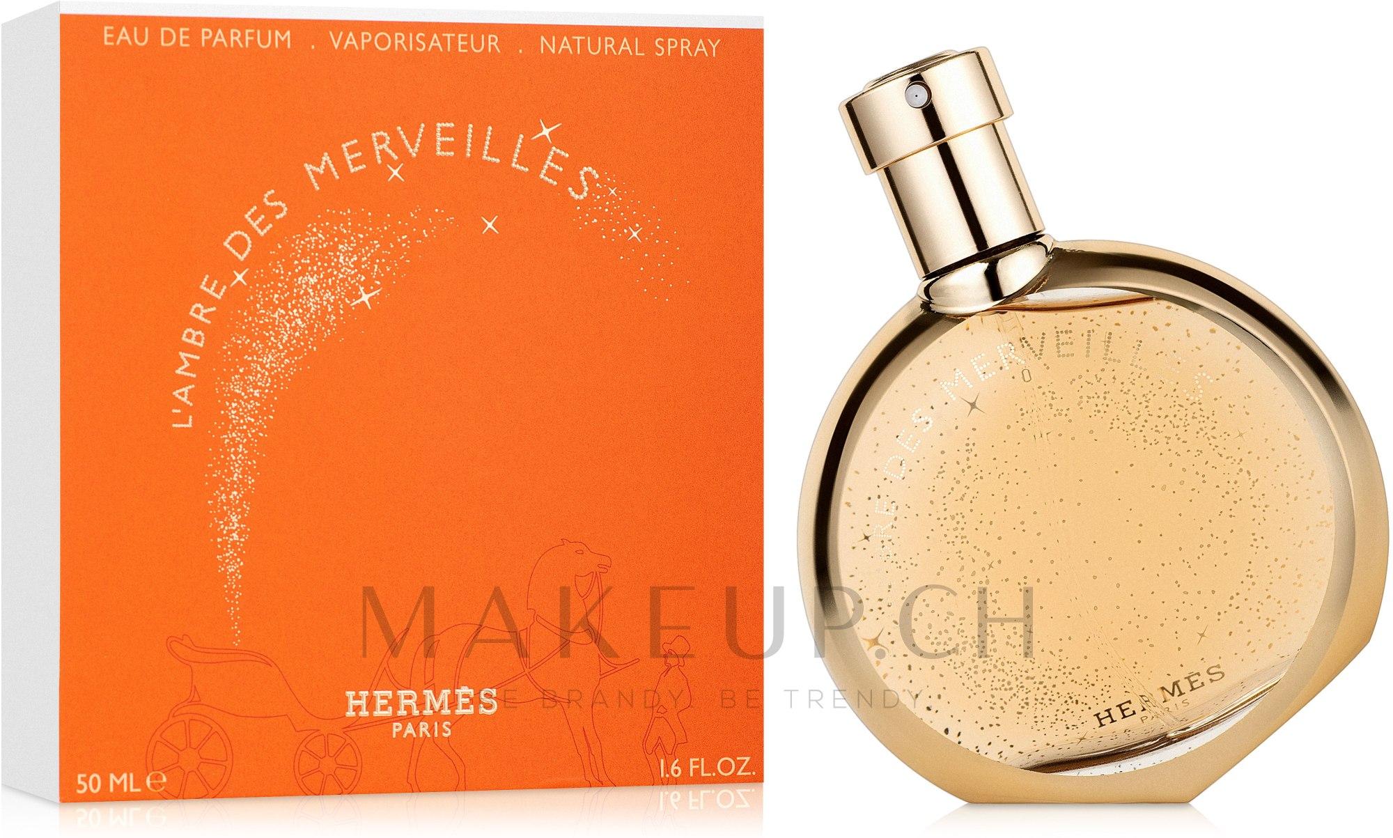 Hermes LAmbre des Merveilles - Eau de Parfum — Bild 50 ml
