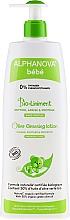 Düfte, Parfümerie und Kosmetik Reinigende Körperlotion mit Olivenextrakt - Alphanova Bebe Bio-Liniment Olive Clensing Lotion