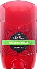 Düfte, Parfümerie und Kosmetik Deostick - Old Spice Danger Zone Deodorant Stick