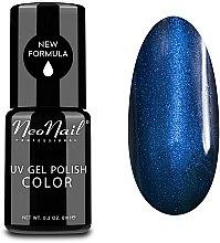"Düfte, Parfümerie und Kosmetik Gel Nagellack ""Cat eye"" - NeoNail Professional UV Gel Polish Color Cat Eye"