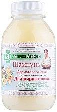 Düfte, Parfümerie und Kosmetik Shampoo für fettiges Haar - Rezepte der Oma Agafja