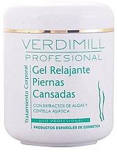 Düfte, Parfümerie und Kosmetik Entspannendes Gel für die Beine - Verdimill Professional Relaxing Gel