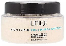 Düfte, Parfümerie und Kosmetik Carnallit aus dem Toten Meer feinkörnig - Silcare Quin Dead Sea Salt