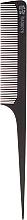 Düfte, Parfümerie und Kosmetik Professioneller Haarkamm aus hochwertigem Kunststoff 21,5 cm - Ronney Professional Carbon Comb Line 076