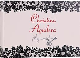 Düfte, Parfümerie und Kosmetik Christina Aguilera - Duftpflegeset (Eau de Parfum 10ml + Eau de Parfum 10ml + bag)