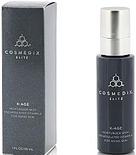 Düfte, Parfümerie und Kosmetik Feuchtigkeitsspendende Gesichtsbehandlung mit Antioxidantien und Vitamin A - Cosmedix Elite X-Age Moisturizer