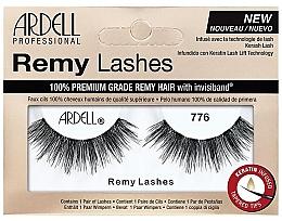 Düfte, Parfümerie und Kosmetik Künstliche Wimpern 776 - Ardell Remy Lashes 776